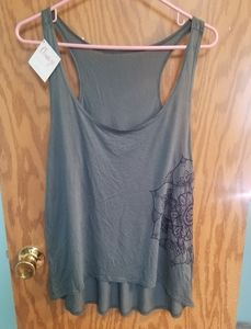Tank new with tags size small/medium